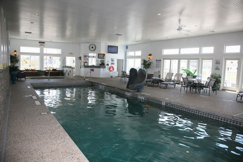 Cape Cod Indoor Pool