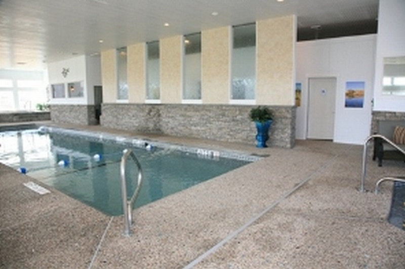 50 Foot Indoor Heated Pool, Hot Tub, Kiddie Pool U0026 Slide, Sauna, Steam  Room, Weight Room, Tennis And Basketball Court Area, Private Showers U0026  Changing Areas ...