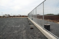 Base Area for Courts