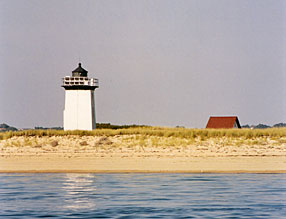 The long POint Lighthouse - Near our Cape Cod Beachfront Hotel - Truro